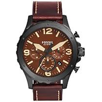 Relógio Fossil Masculino Jr1502/0mn