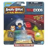 Juguete Figuras De Accion Agry-birds-star-wars-telepods Roj