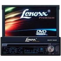 Auto Rádio Lenoxx Tela 7 Retrátil Ad-1800 Gps E Tv