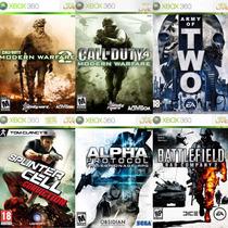 Jogos Xbox 360 Originais Usados Dvd Valor Unitário