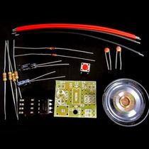 Kit Timbre Electronico Perfecto Con 555 Hagalo Ud Mismo Diy