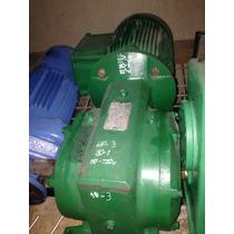 Motoreductor De 3 Hp Relacion 30 - 1 Monofasico 220 V