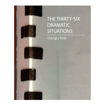 Libro Thirty-six Dramatic Situations (georges, Polti Georges