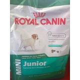 Nuevo Royal Canin Mini Junior 2kg Raza Peq Hasta 10 Kg Pes0