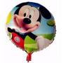 Globo X 10 Souvenirs Hombre Araña, Mickey, Revender Minnie