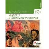 Historia 3 Es Serie Huellas - Ed. Estrada