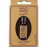 Almiscar Selvagem Wild Musk Oleo Perfumado 5 Ml Na Caixa