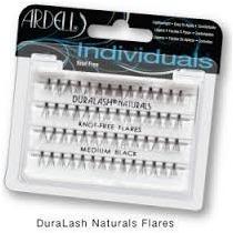 Cílios Postiços Ardell - Alongamento De Cílios - Tufinhos