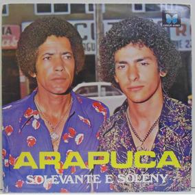 Lp Solevante E Soleny - Arapuca - 1983 - Magazine -