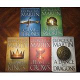 Oferta Coleccion De La Saga Game Of Thrones/ 5 Libros