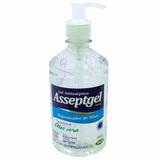 Alcool Gel Higienizador De Mãos Asseptgel 440g - Start