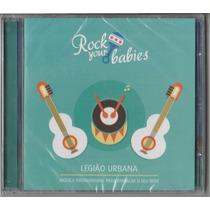 Legião Urbana - Cd Rock Your Babies ( Renato Russo ) Lacrado