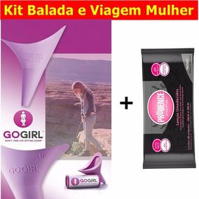 Gogirl Urinol Fazer Xixi Urinar Mijar Pé Mulher Limpa Lenço