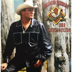 Cd Valentin Elizalde Mi Satisfaccion El Gallo De Oro