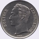 Lote De Monedas Antigua De 1 Bolivar Del Año 1977