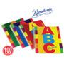 Cuaderno Rivadavia Abc Espiral 100 Hojas Rayado Cuadriculado