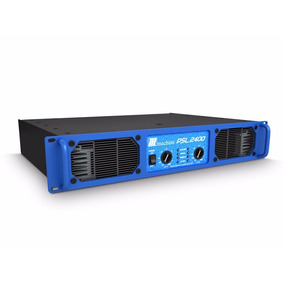 Amplificador Machine Psl 2400