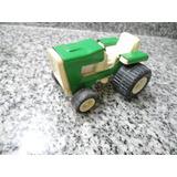 Tractor Antiguo De Chapa Y Plstico San Mauricio De 1980