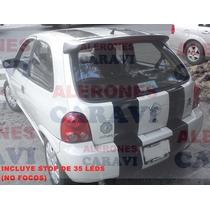 Chevy Aleron Tuneado Para Todos Los Chevys 3 Puertas C/stop