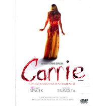 Dvd Carrie Un Extraño Presentimiento ( Carrie ) 1976 - Brian
