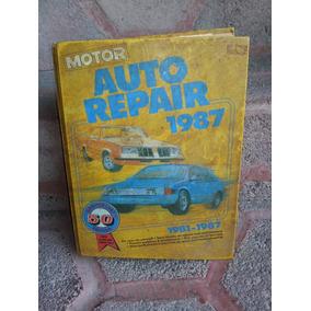 Manual Para Mecanico Auto Repair 81-87 Ford Dodge Chevrolet