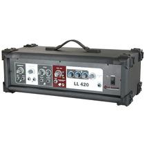 Cabeçote Amplificador Multiuso Ll 420 - 100 Watts