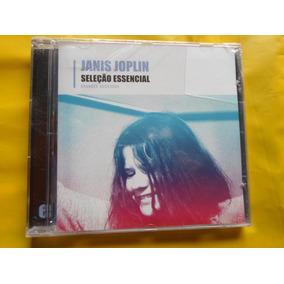 Cd Janis Joplin / Seleção Essencial / Frete Grátis
