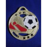 Medalla 50mm Futbol
