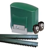 Kit Motor Para Portão Deslizante Seg 110v + Módulo 8 Funções