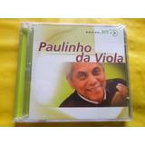 Cd Duplo Paulinho Da Viola / Bis / Novo / 28 Músicas