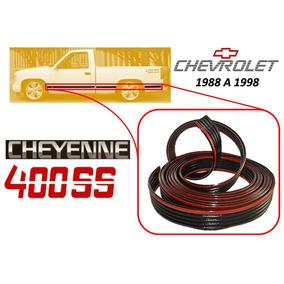 88-98 Chevrolet Cheyenne 400ss Rollo Moldura Lateral 8 Mts.