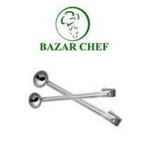 Cucharon Acero Inoxidable 2 Oz - Bazar Chef