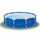 Pileta Intex Estructural Redonda 6503l 366 X 76cm Reforzada