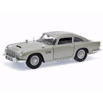 Aston Martin Db5 James Bond 007 Hot Wheels 1:18 Cmc95