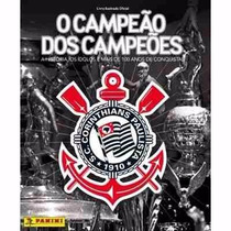 Album Capa Dura Corinthians Completo Figurinhas Soltas