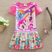 Vestido Importado De Pony