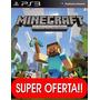 Minecraft Ps3 - Idioma Español - Envio Ya !! Oferta !!
