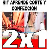 Curso Corte Costura Confección 61 Libros Patrones Video 180