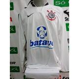 Camisa Corinthians Nike Batavo 2009 Oficial Novinha