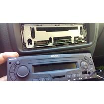 Hacemos Frente Desmostable Stereo Clio Mio