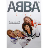 Abba Live - 40 Exitos Involvidables - En Dvd Region 1 Y 4