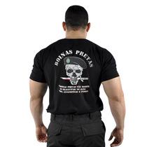 Camiseta Militar Boinas Pretas Original - Loja Oficial