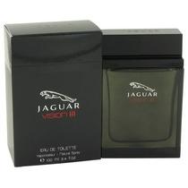 Perfume Jaguar Vision Iii Men Edt - 100ml - Original