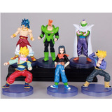 (goku Ssj,trunks Ssj,androide 16,androide 17,broly,piccoro)