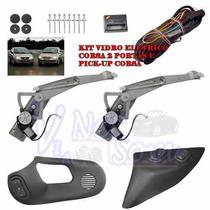 Kit Vidro Eletrico Corsa 2 P - Pick Up Corsa Automatizado