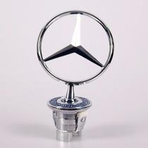 Emblema Estrela Capô Mercedes Benz W140 Classe S - S500 S320