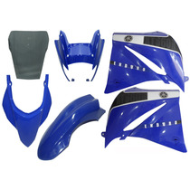 Kit Carenagem Xt660 Azul 2010 2014 Com Bolha Speed China
