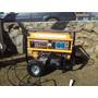 Espectacular Generador Eléctrico 6 Kva Con Motor De Partida