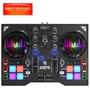 Consola Hercules Dj Instinct P8 + Placa De Sonido