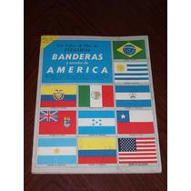 Banderas Y Escudos De America Novaro Album Estampas